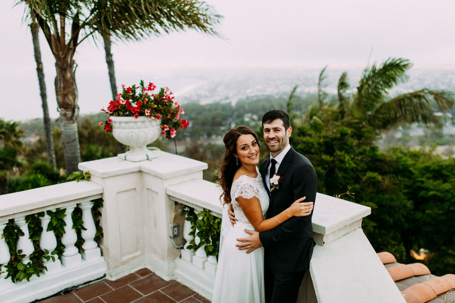 los angeles wedding palos verdes estates